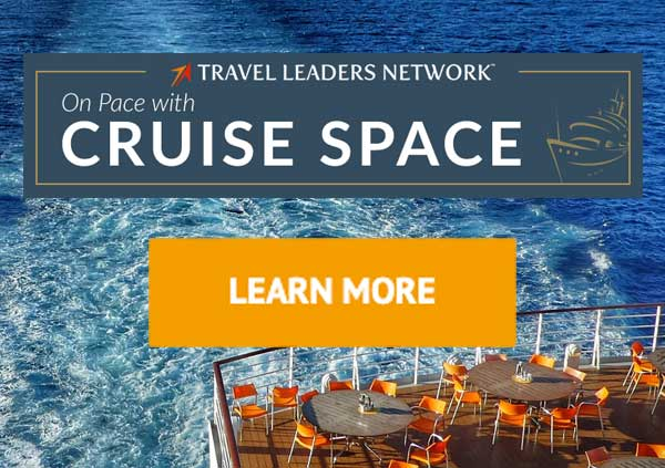On Pace with Cruise Space